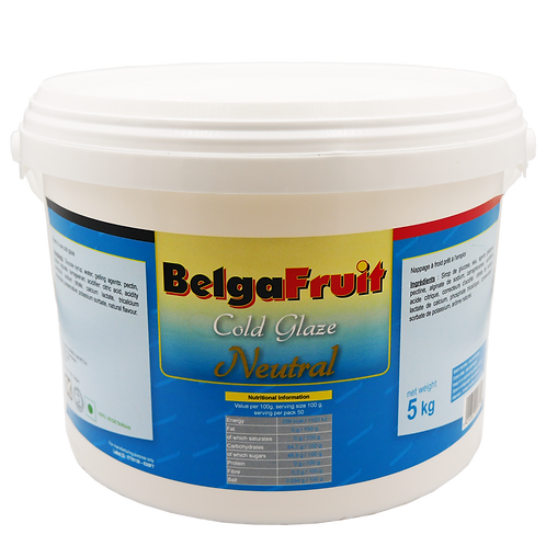 cold gel ตรา belga fruit 500g