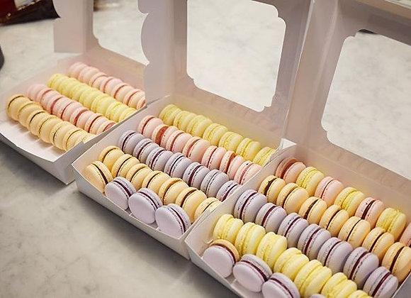 Macaron raspberry creamcheese flavour 28/2