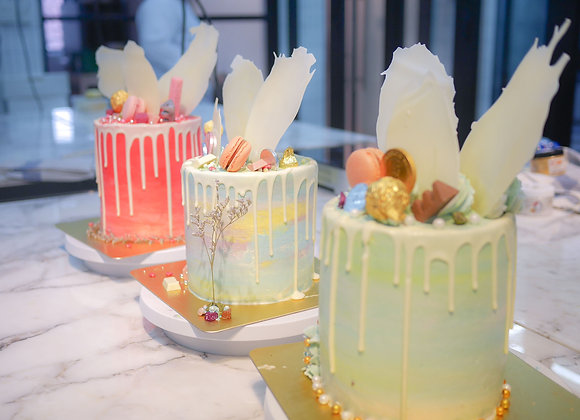 Dripped cake 18/11