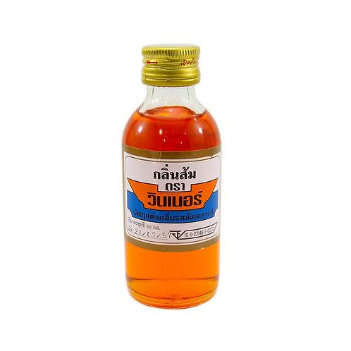 orange essence กลิ่นส้ม วินเนอร์ 60ml กลาง