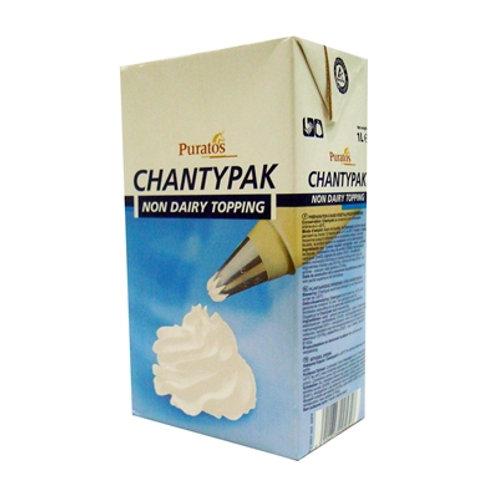 puratos non dairy whipping cream 1 lit