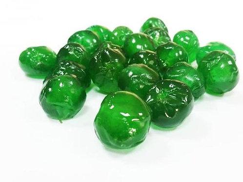 เชอรี่เชื่อมสีเขียว 500 กรัม