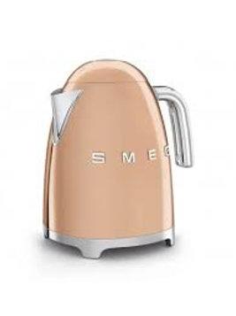 กาต้มน้ำ kettle SMEG สีทองหรือ rose gold