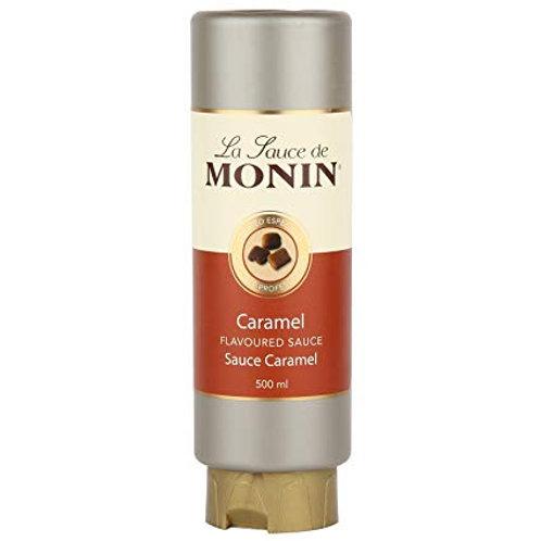 caramel sauce MONIN 500 ml