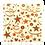 Thumbnail: ชอคตกแต่ง white celebration square 3 x3cm 100 pcs (pre order)
