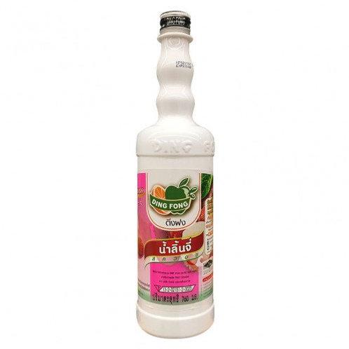 lychee syrup ตราติ่งฟง