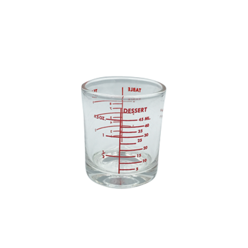 แก้วตวงใส 1 ออนซ์ 30ml