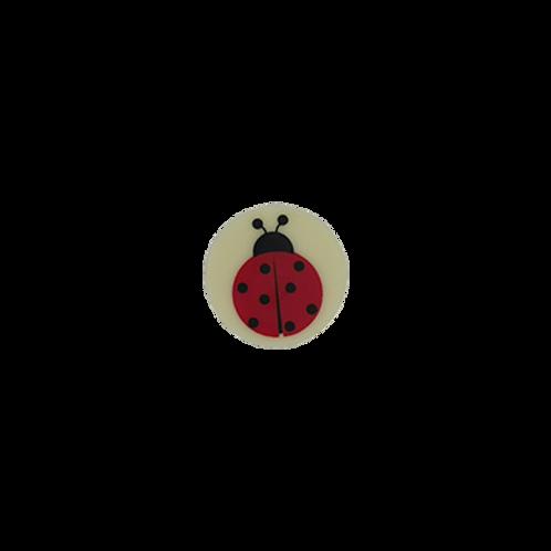 lady bug 2.5cm  100pcs  100 pcs (pre order)