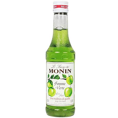 ไซรัป green apple ตรา monin