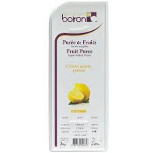 Lemon puree 1 kg  BOIRON