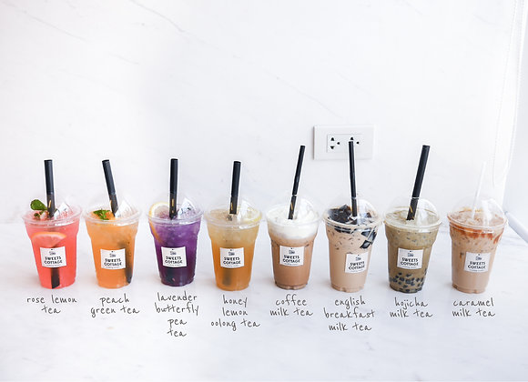 Taiwanese Bubble Tea 5/8