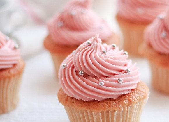Strawberry frappe cupcake 30/3