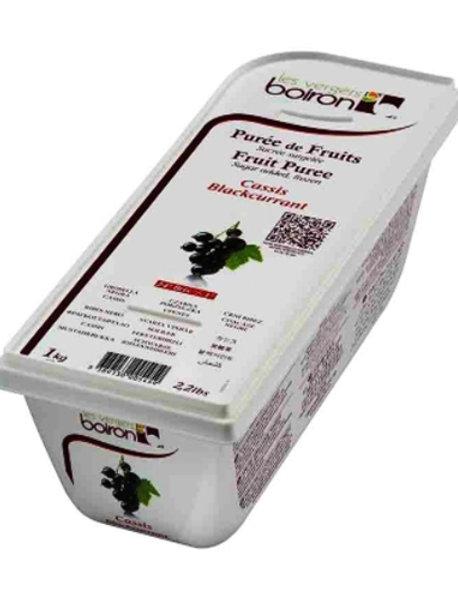 blackcurrant puree 1kg BOIRON