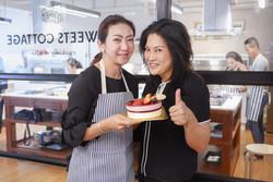 สอนทำขนม คอร์สเรียนทำเค้ก สอนทำเค้ก