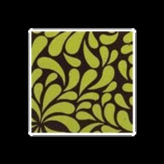 ชอคตกแต่ง bloom gold square 3 x3cm 100 pcs (pre order)
