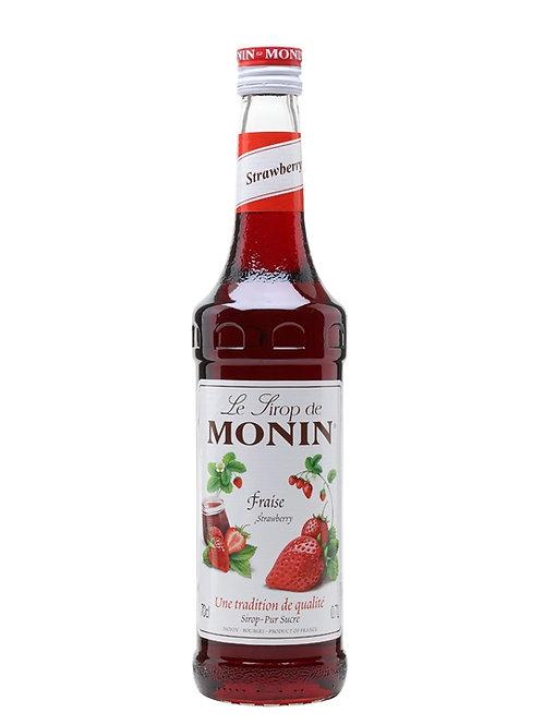 ไซรับ strawberry ตรา monin