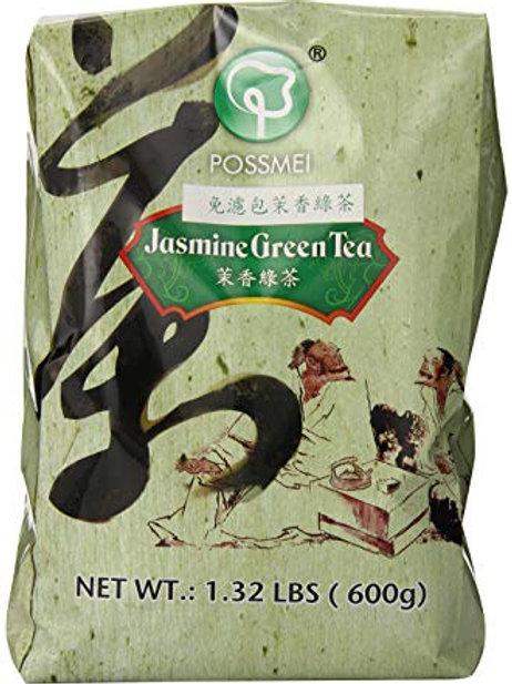 jasmine tea ตรา Possmei ไต้หวัน 600กรัม