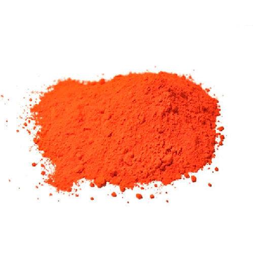 orange สีผงทำชอคโกแลต50g décor relief