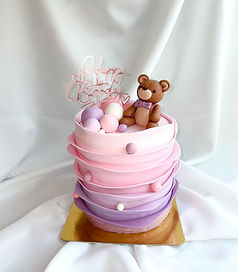 Teddy bear fondant cake .jpg