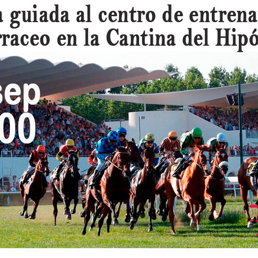 Visita Fotográfica al Hipódromo de la Zarzuela y a su Centro de Entrenamiento