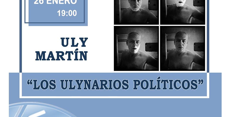 ULY MARÍN. Conferencias Fotográficas.