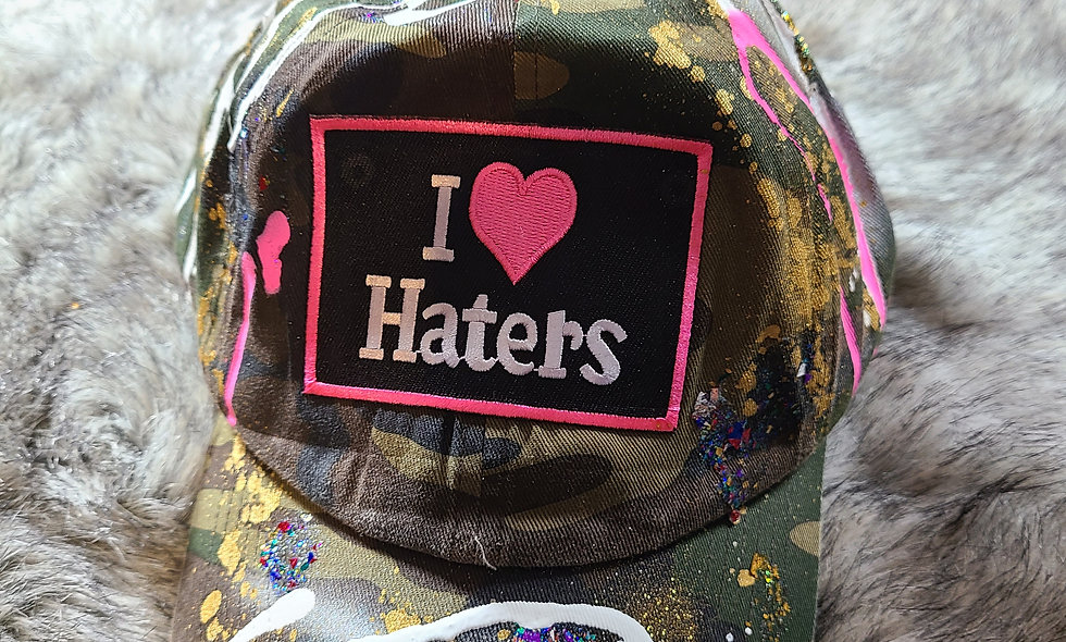 I ❤ Haters Hat