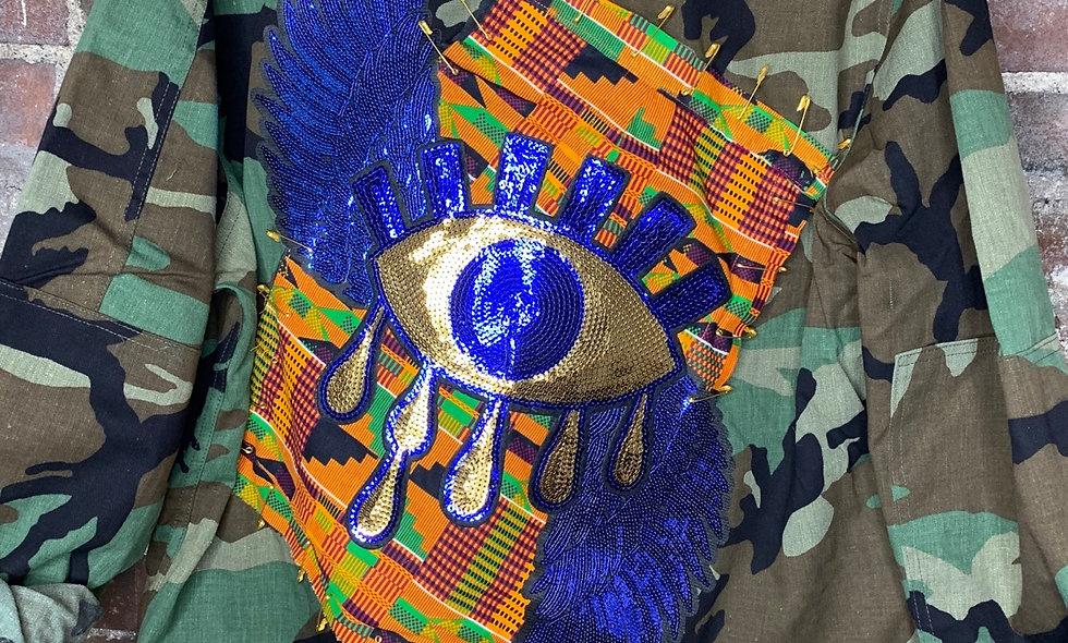 African Royal Fatigue
