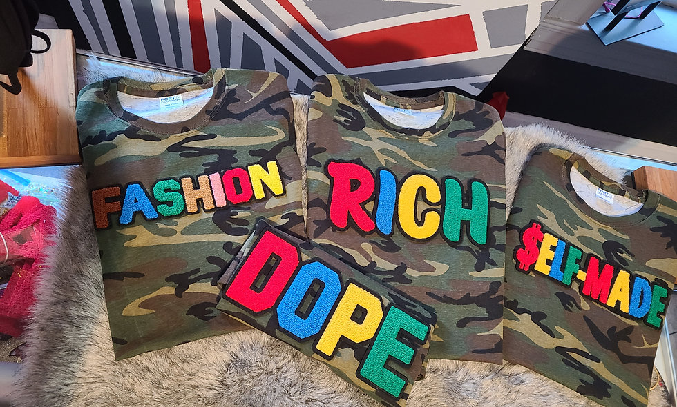Expression Army Tee