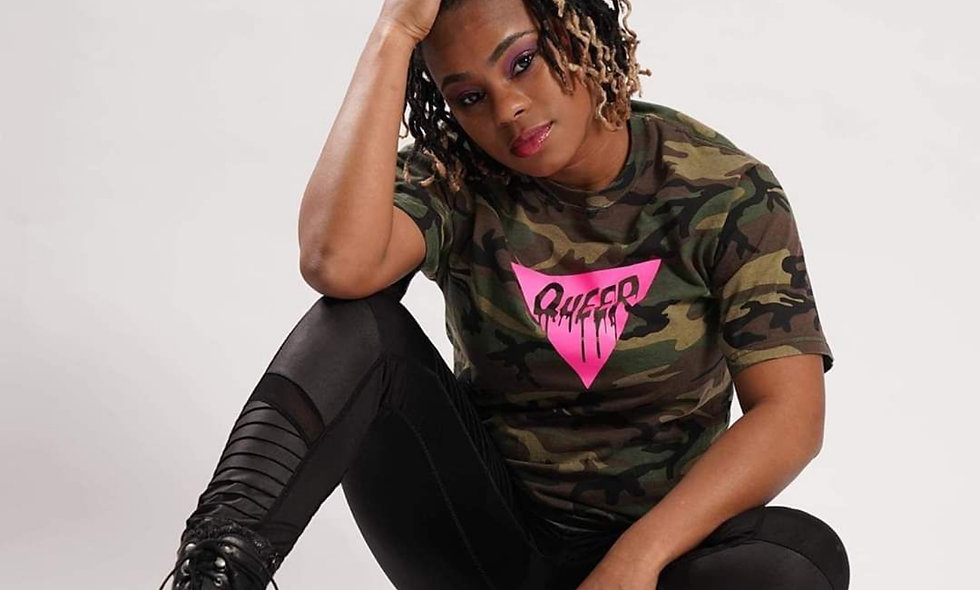 Queer Army Tee