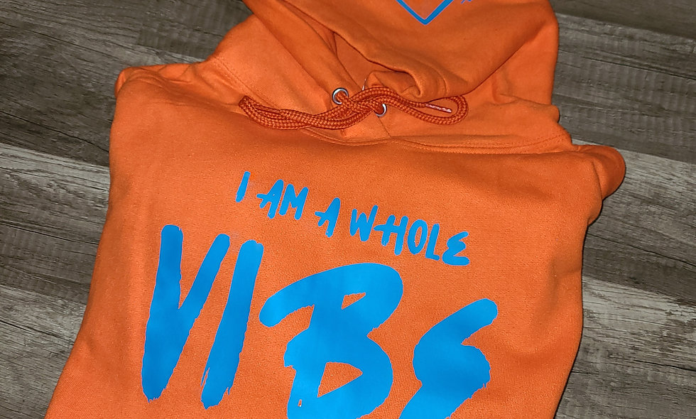 I'm a Whole Vibe Hoodie