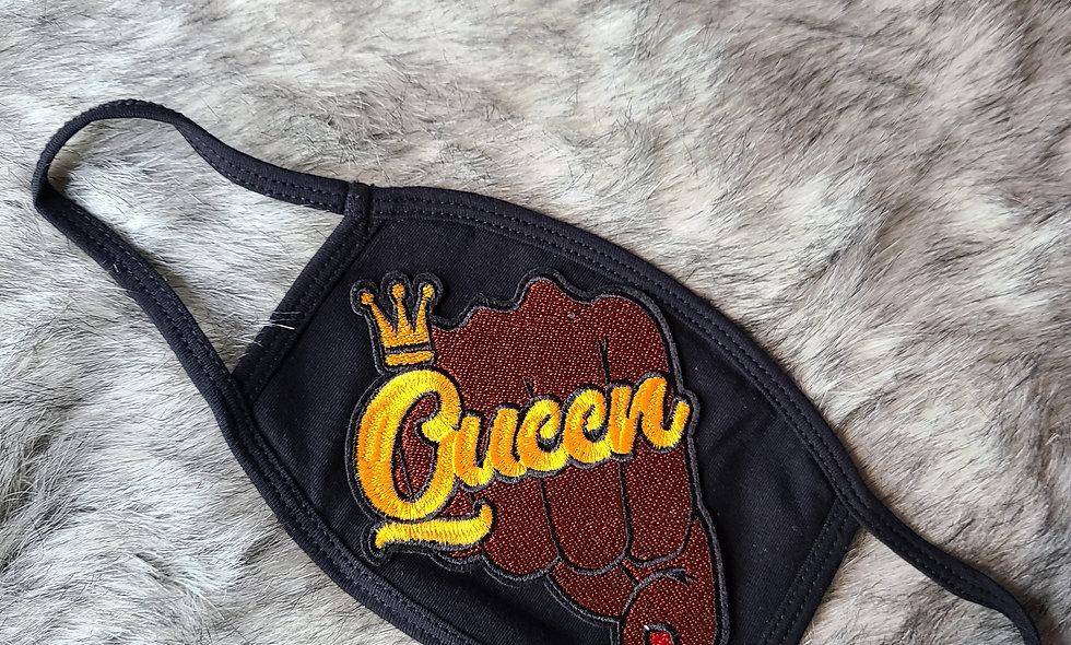 Queen & King Mask