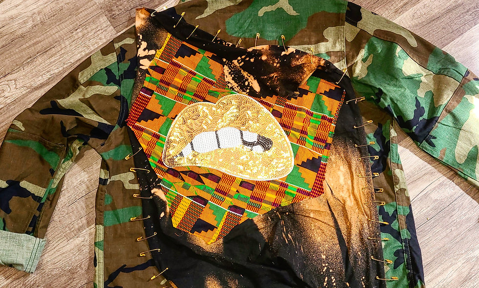 Bite Me African Style Fatigue
