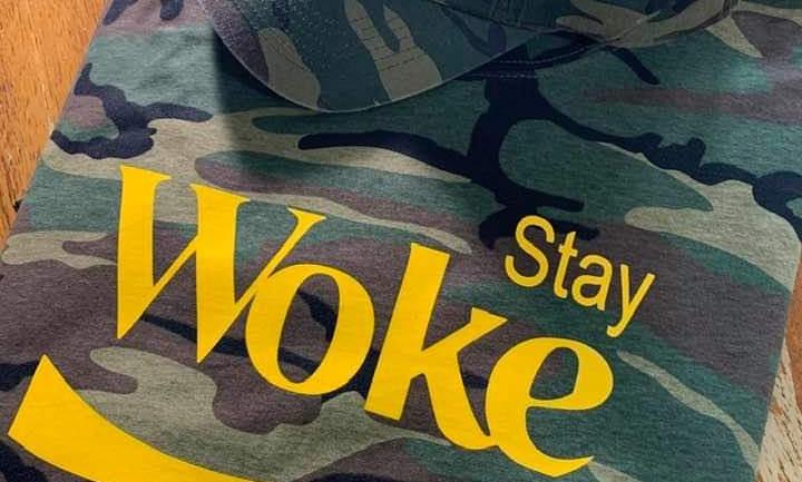 Stay Woke Tee