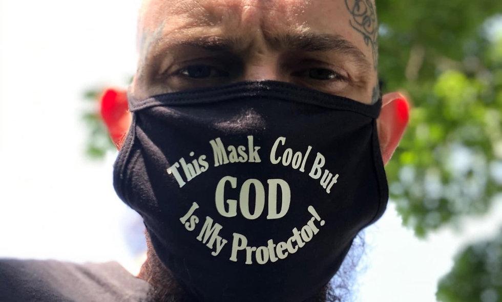 But God Mask