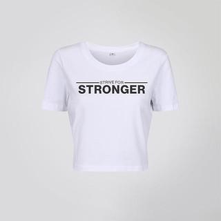 Strive for stronger