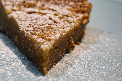 Cardamom Butterscotch Pie