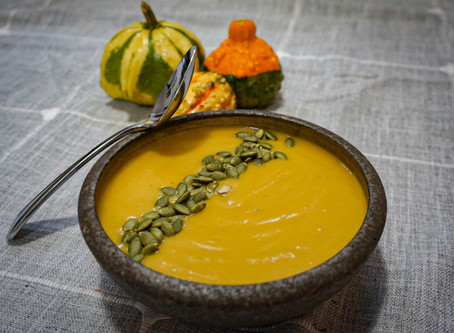 Vegan Pumpkin Soup