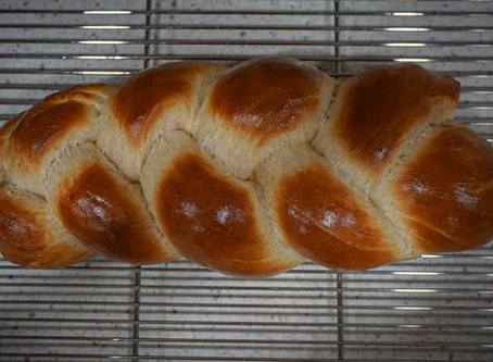 Fluffy Challah Bread