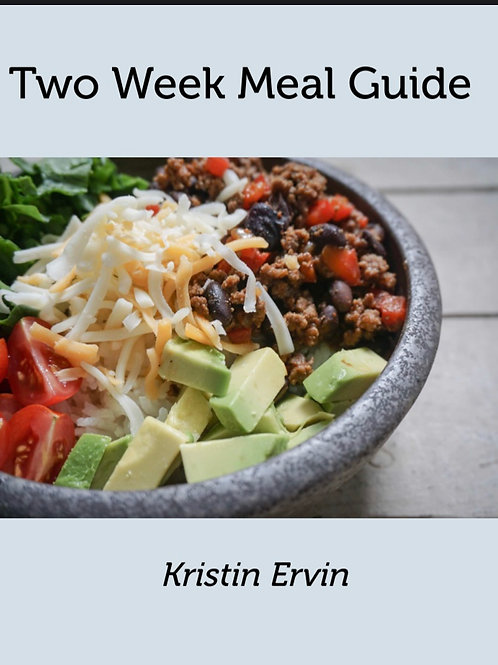 Two week healthy Guide