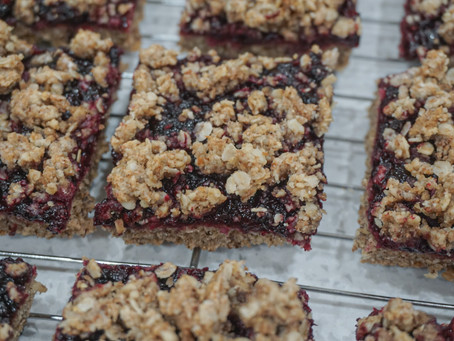 Blackberry Squares