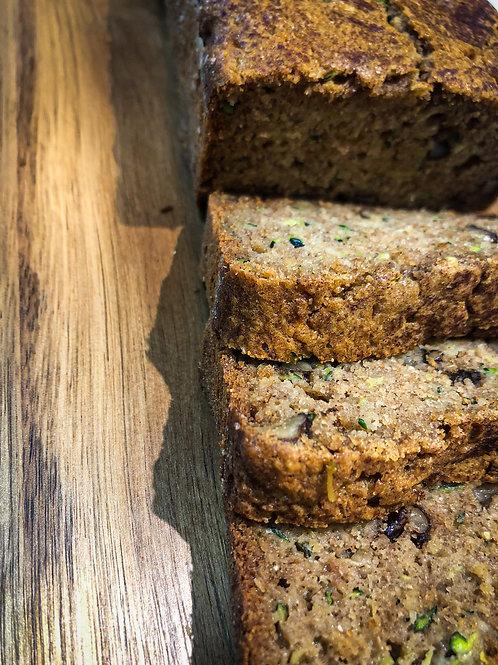 Whole Wheat Zucchini Loaf