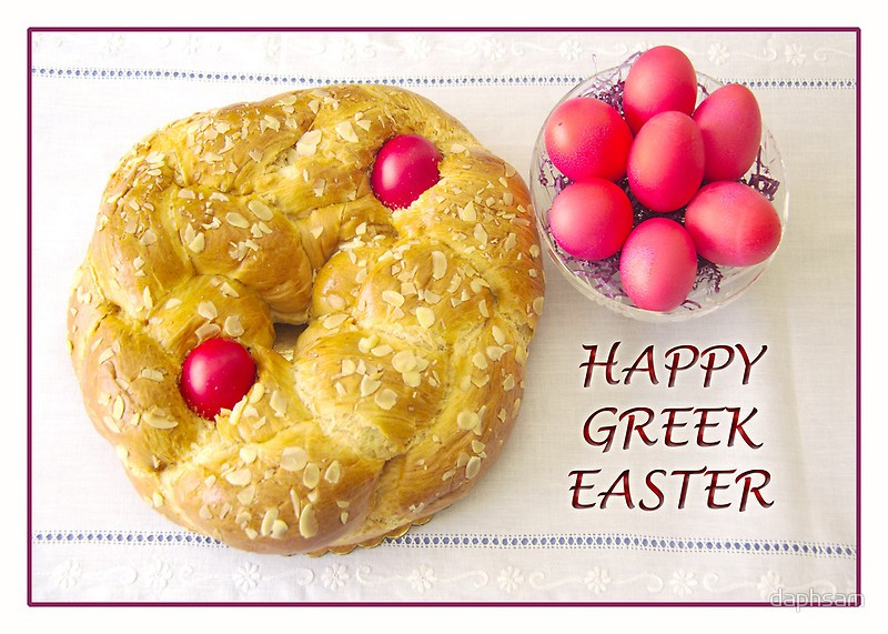 A Traditional Greek Orthodox Easter (5th April - 10th April 2018