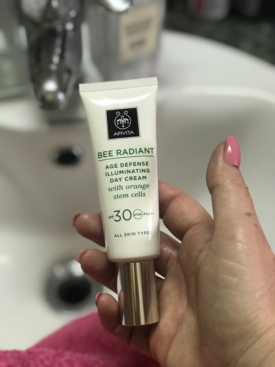 Product review- Bee Radiant Cream
