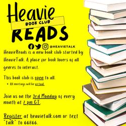 HeavieReads Book Club