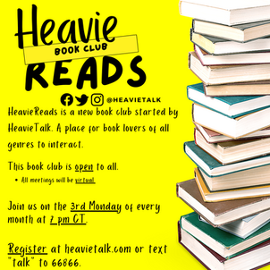 Client Event Flyer: Book Club