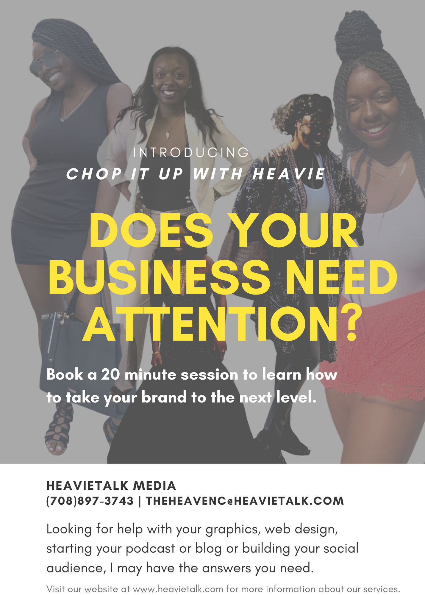 Chop It Up With Heavie (1)