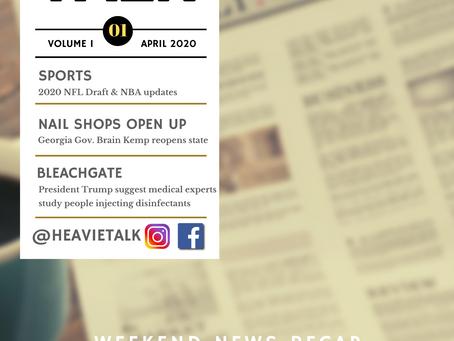 Volume 1   Weekend News Recap: 4 Headlines You Missed Because of BleachGate