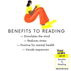 Benefits to Reading