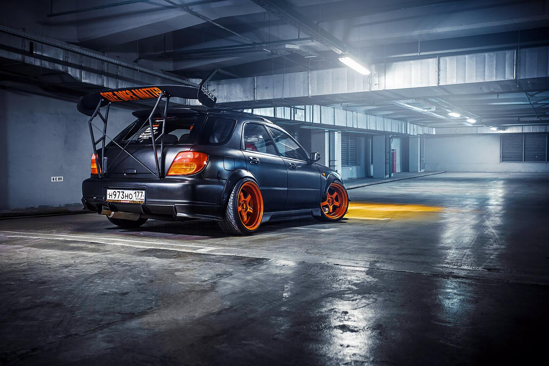 Subaru Impreza WRX STI GGA Wagon