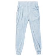 Custom velour pants
